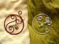 Carneol versus jad