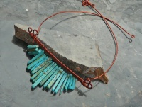 Pagoda - colier (lungime ajustabila)