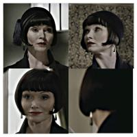 miss fisher's murder mysteries 1920's earrings