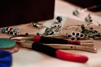 sarma argintata bijuterii handmade pietre semipretioase