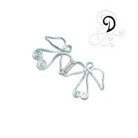ingeri pandantiv placat argint sliver plated pendant bijuterii handmade jewelry angels sarma