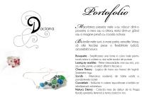 Portofolio 0 - Text bijuterii handamde jewelry argint 925 sarma placata argint pietre semipretioase sterling silver plated wire semiprecious stones autor